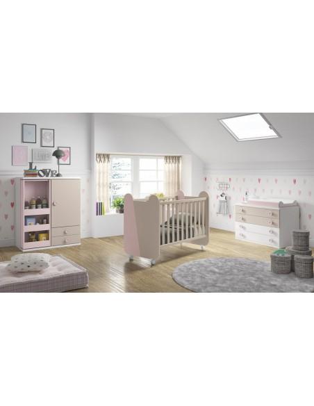 Dormitorio infantil bonito en Madrid