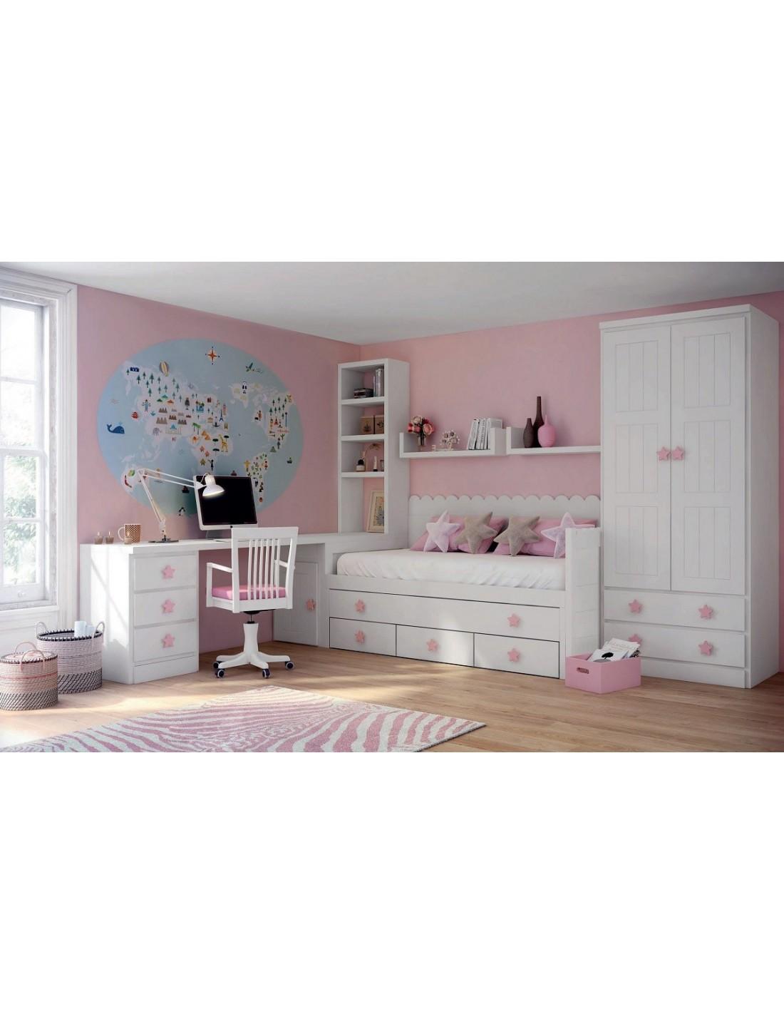 422 Dormitorio niñas Madrid