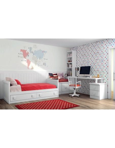 Dormitorio Juvenil a la Medida