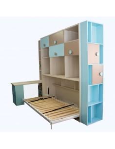 Comprar dormitorio completo juvenil tienda muebles online for Liquidacion camas nido