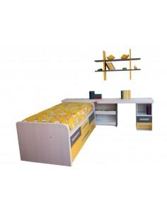 Dormitorio para estudiantes