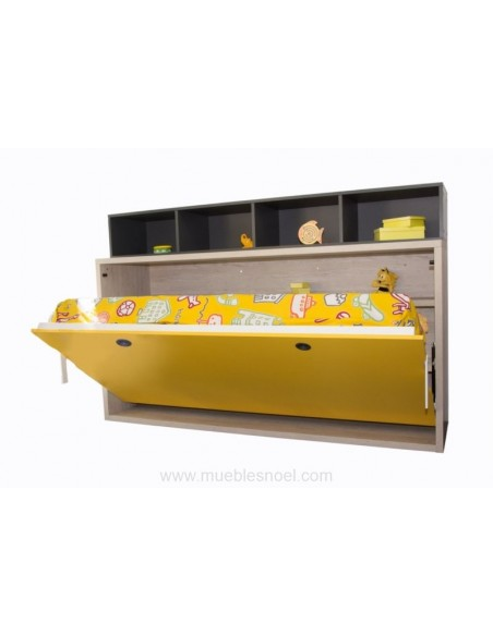 Cama Abatible Horizontal