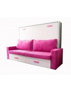 Horizontal con sofá