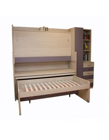 Combi 3 camas y mesa