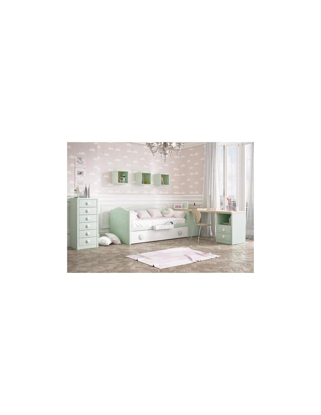 Dormitorio Juvenil La Moraleja Madrid 551 - 23.