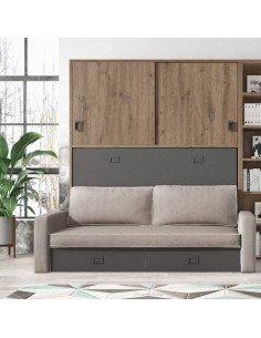 Cama-abatible-horizontal-con-armario-y-sofa