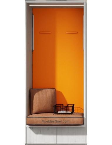 Cama abatible vertical con asiento Navalcarnero