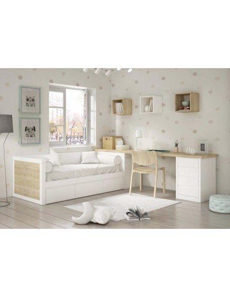 Mueble Dormitorio Juvenil