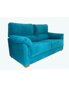 Sofá cómodo y pequeño