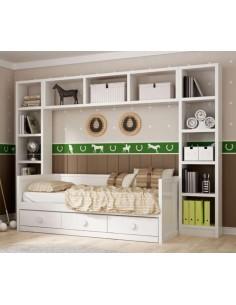 Dormitorio Puente Blanco